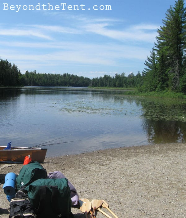 A Simple Camping Checklist
