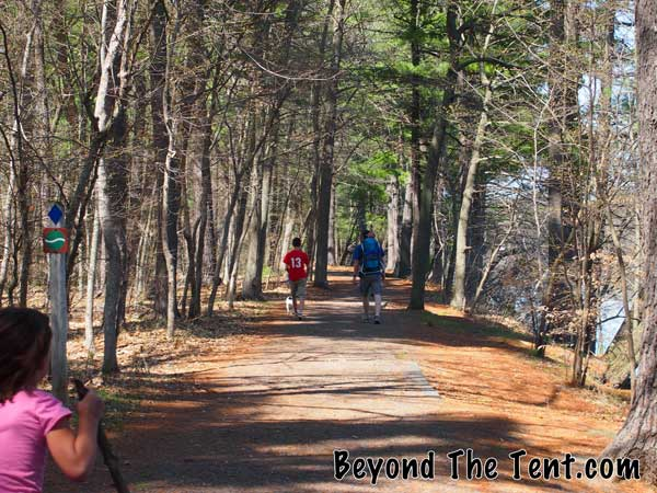 MN State Park campground review beyond the tent