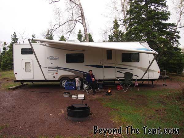 Coates RV Camping Trailer blog