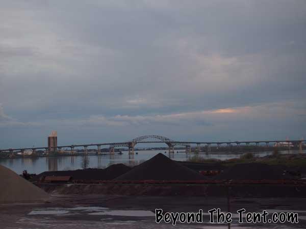 Duluth bridge mn