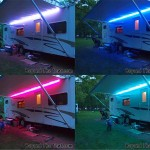 Fun With Lights – Spicing Up Your Camper With LED Lights