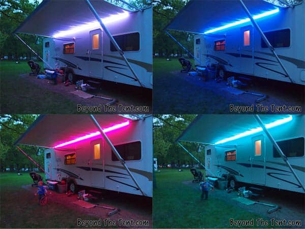 Fun With Lights - Spicing Up Your Camper With LED Lights 17