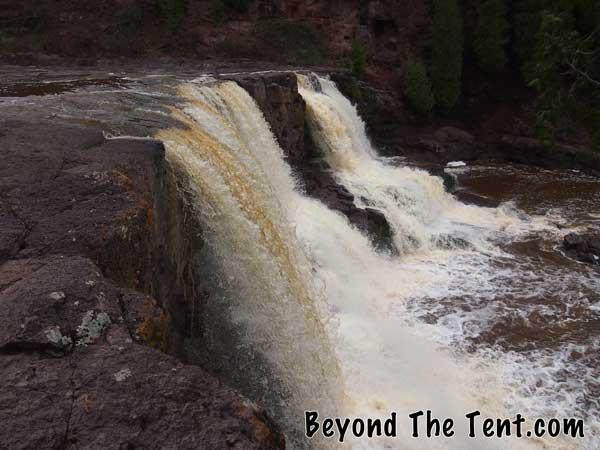 gooseberry falls north shore mn review