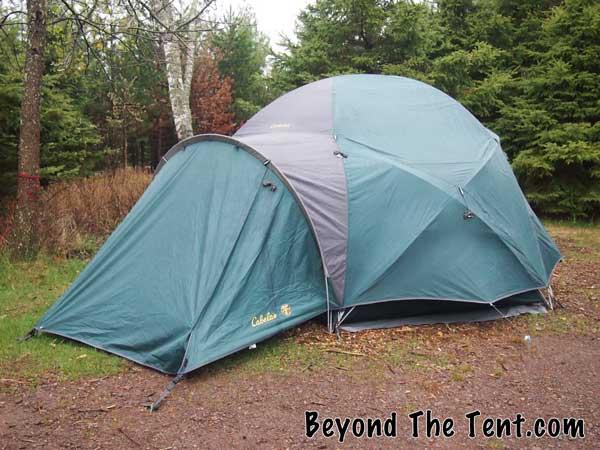 cabela's camping tent alsaka