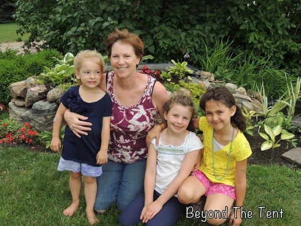Grandma and her Girls