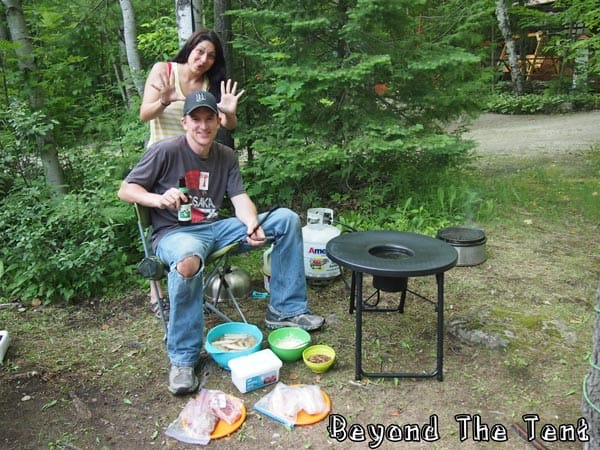 Frying Saucer - A Campers Review 29