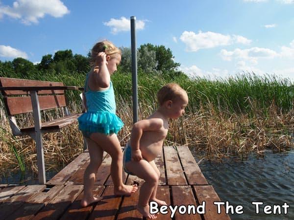 Spending The Weekdays At Ham Lake Campground 9