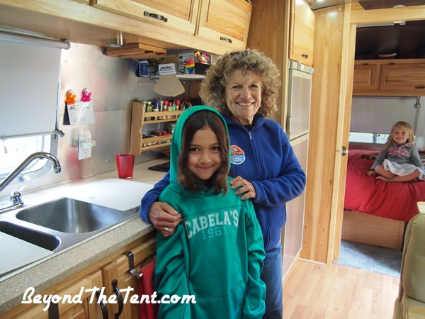 where to camp with airstream mn