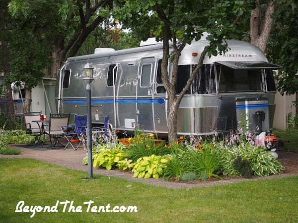 Minnesota Airstream Park - campground review 16