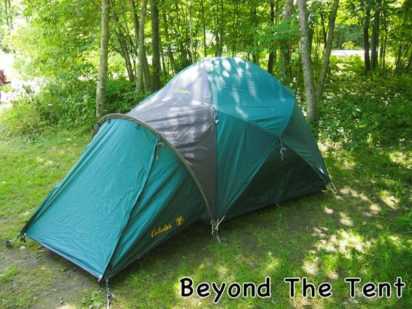 Cabelas Alaskan Guide Tent At Father Hennepin State Park