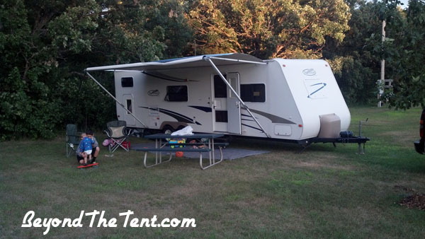 airstream park camping twin cities review