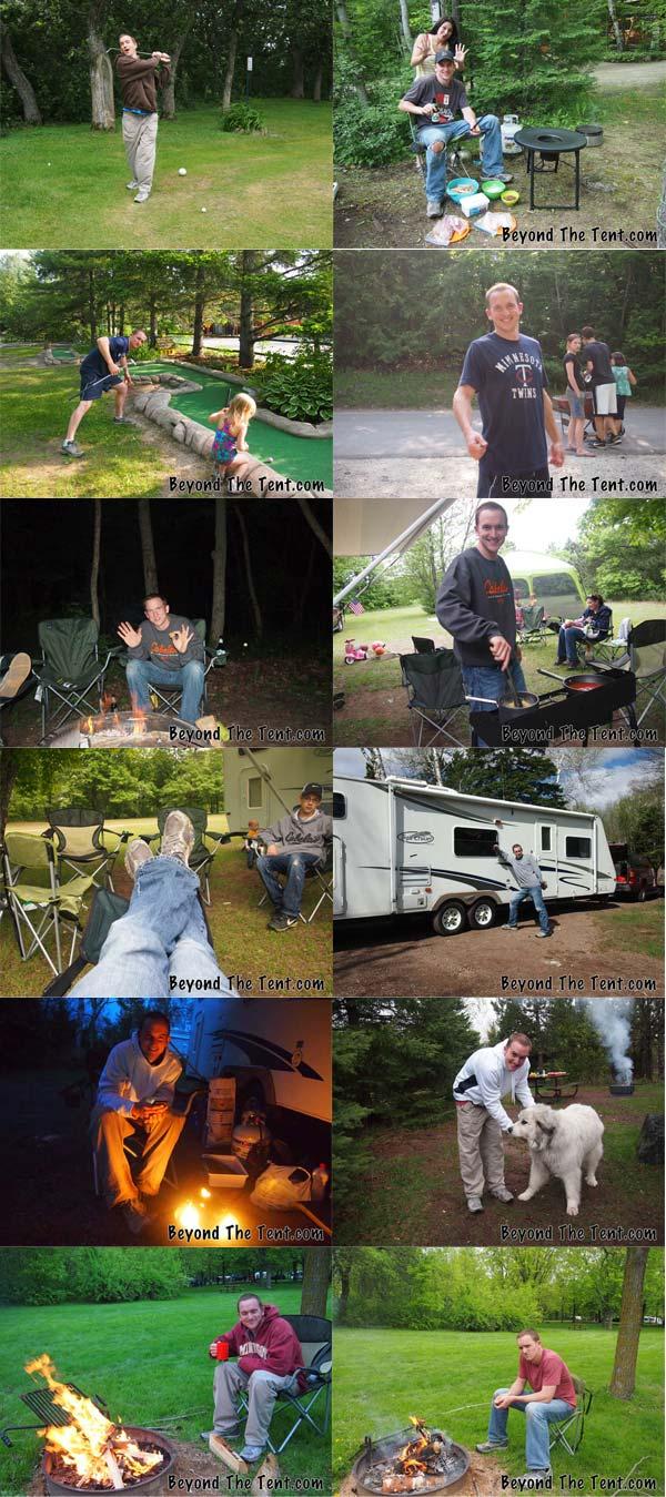 Me-Camping