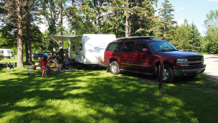 fun things to do with kids camping mn