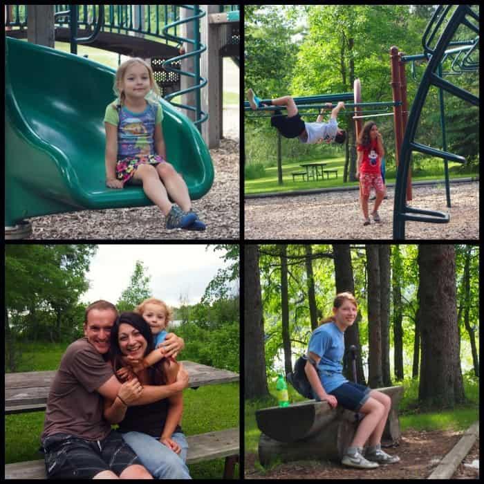playground camping state park fun