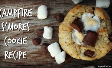 COVER campfire smores cookie recipe beyond the tent camping blog mn