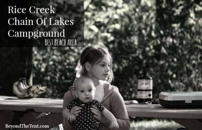 rice creek campground top 5 family campgrounds mn parent beyond the tent