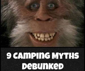 small cover 9 camping myths debunked beyond the tent camping blog mn