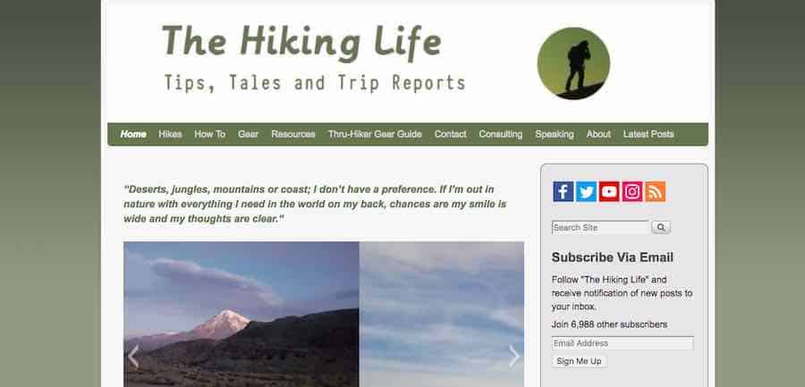 Hiking Life Blog