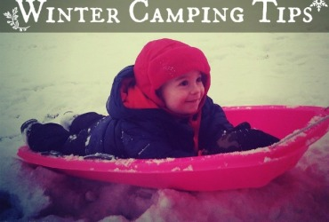 winter camping mn tips with kids beyond The tent blog
