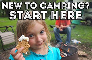 New to camping? Start here.