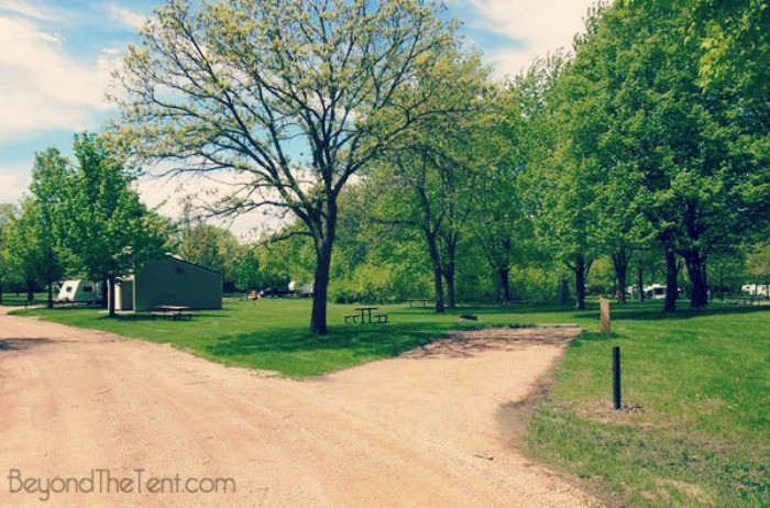 campsite best top campgrounds minnesota blog beyond the tent