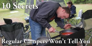 10 Secrets Regular Campers Won't Tell You