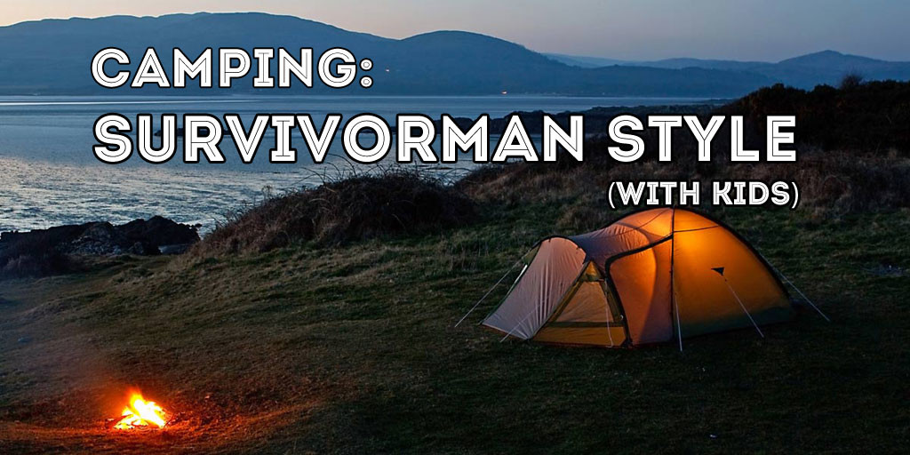 Survivorman Camping