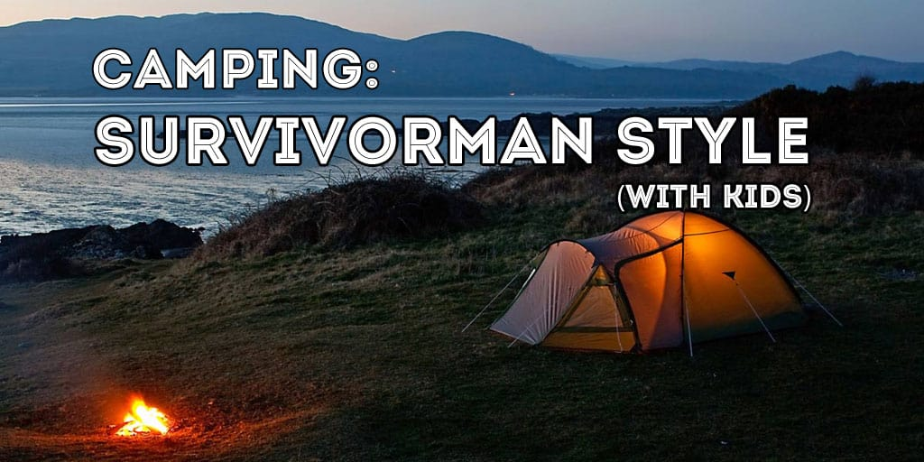 Survivorman Camping
