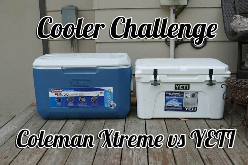 Yeti Cooler Vs The Colman Extreme Beyond The Tent