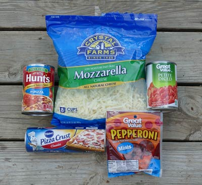Calzone Ingredients