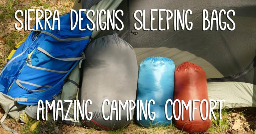 Sierra Design Sleeping Bags 4