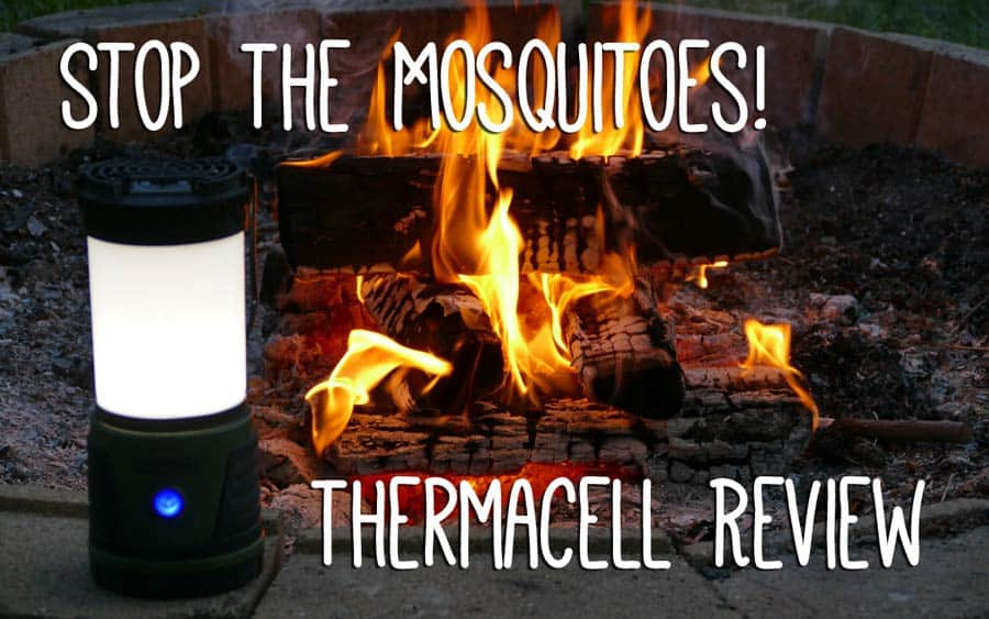 Stop The Mosquitoes! Thermacell Review 22