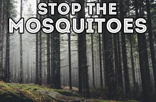 Stop The Mosquitoes