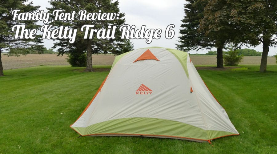 Kelty Trail Ridge 6 Family Tent