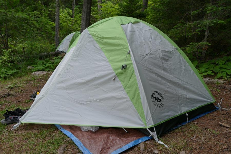 Our Big Agnes Tent