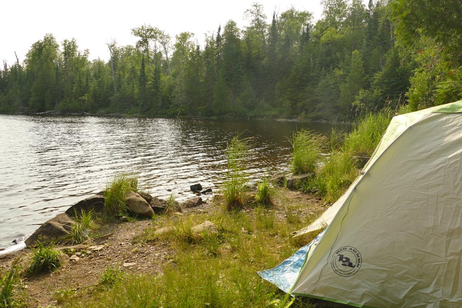 Our Big Agnes Blacktail 2 on Deer Lake & Big Agnes Blacktail 2 Tent Review - Beyond The Tent