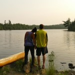 Honeymoon Camping