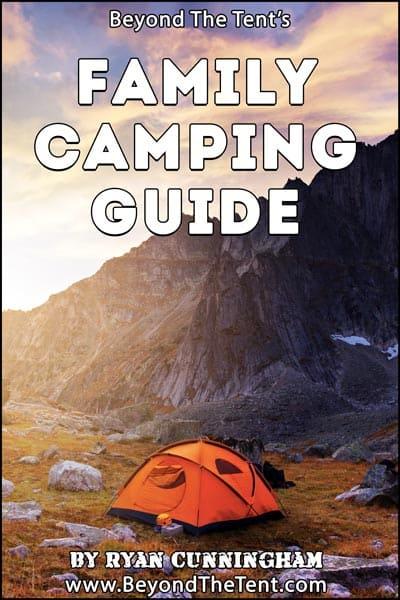 Family Camping Guide E-Book