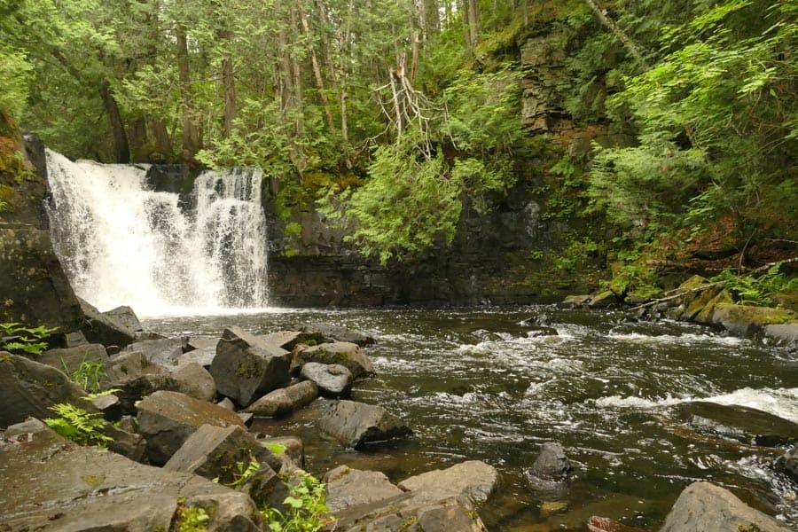 Johnson Falls