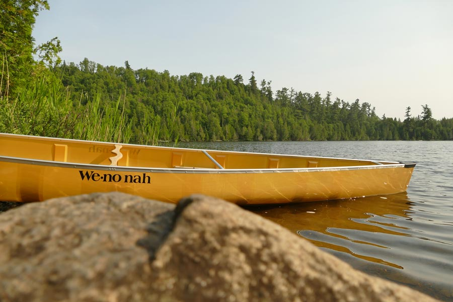 Camping In The Boundary Waters Canoe Area