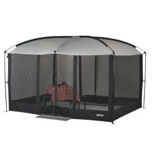Screened Camping Porch