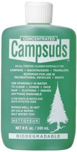 Camping Soap