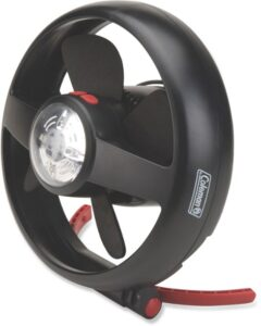 Coleman Lighted Tent Fan