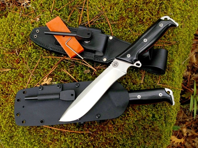 Tusk Survival Knife