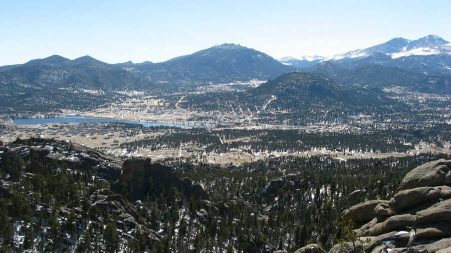 The Crags Colorado