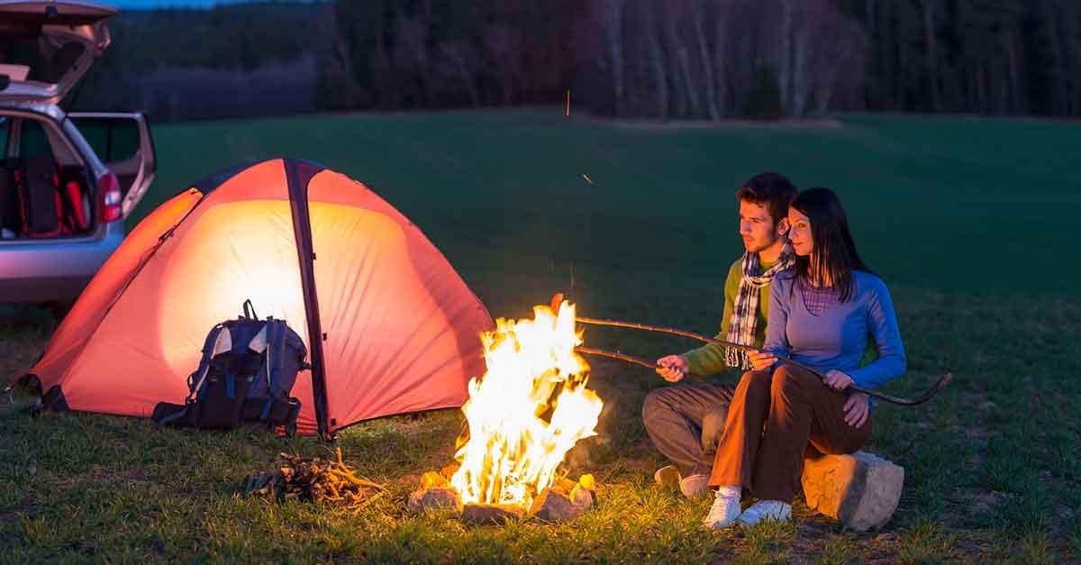 Tent-car--camping