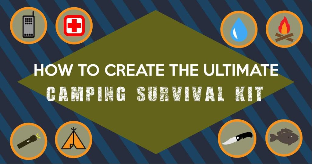 Camping Survival Kit