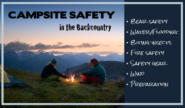 Campsite Safety in the Backcountry 2