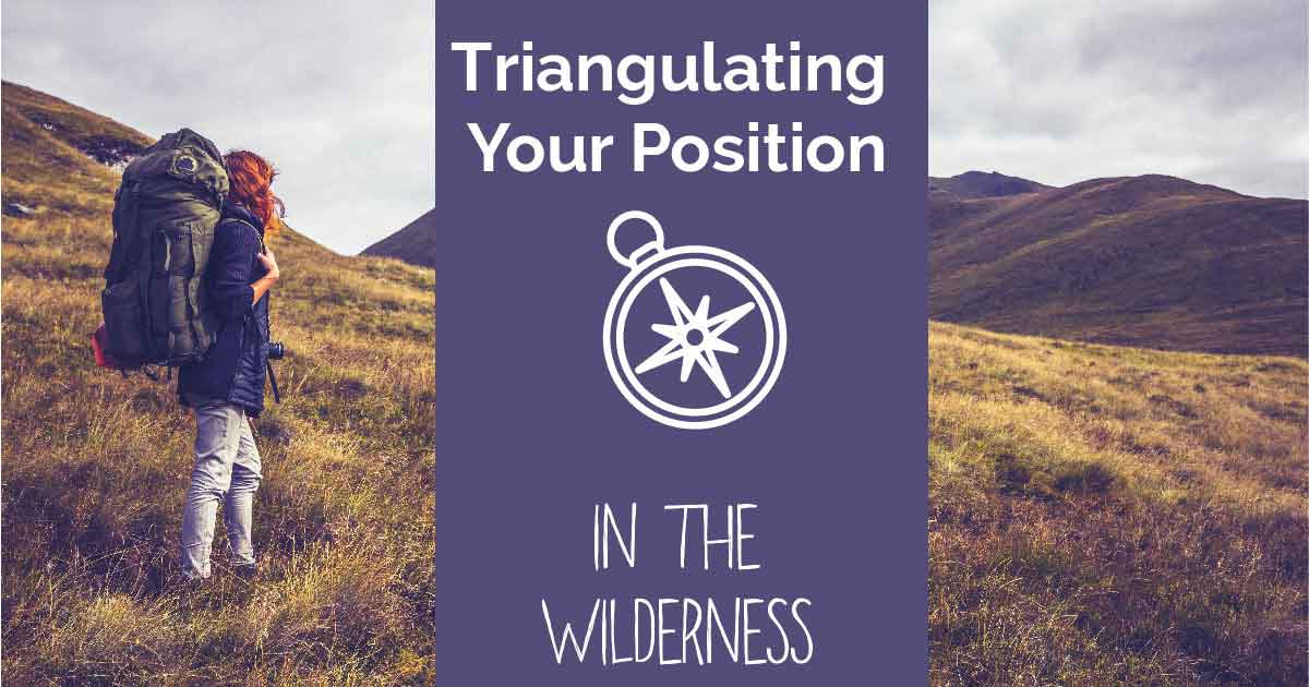 Triangulating Your Position in the Wilderness
