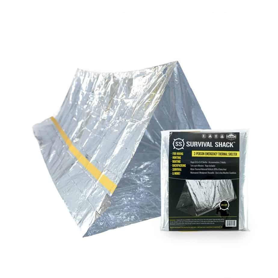 Camping Survival Kit - Shack